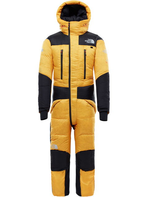 The North Face M's Himalayan Suit Summit Gold/TNF Black